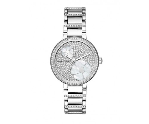 Michael KORS Courtney Stainless Steel Bracelet