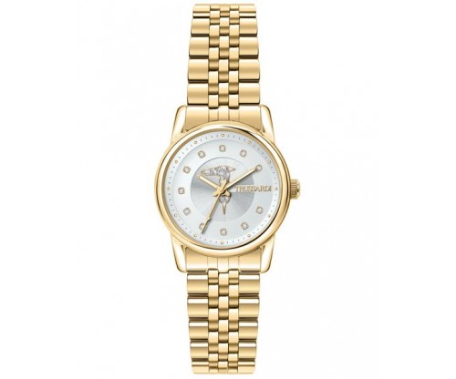 TRUSSARDI T-Joy Gold Stainless Steel Bracelet