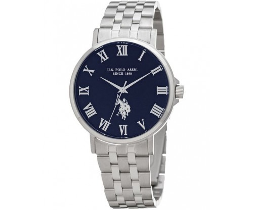 U.S. POLO Paxton Stainless Steel Bracelet