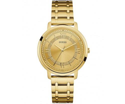 GUESS Gold Stainless Steel Bracelet